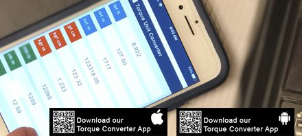 ASG Torque Converter App