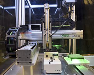 ASG Cartesian X-PAQ SD2500 System