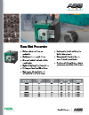 Fiam Nut Presenter Sale Sheet