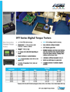 DTT Series Digital Torque Testers