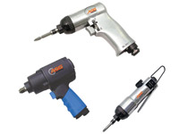 Impact Wrenches & Screwdrivers