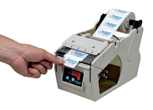 LDX-130 Automatic Label Dispenser