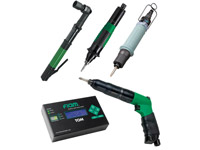 Pneumatic Torque Control Screw Drivers