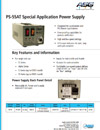 Ps-55at Special Application Power Supply
